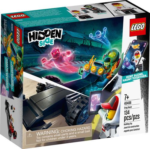 40408 LEGO® Hidden Side™ Drag Racer