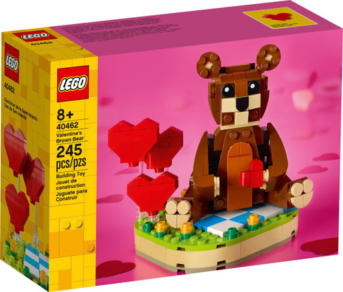40462 LEGO® Valentine's Brown Bear