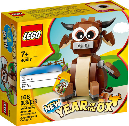 40417 LEGO® Year of the Ox
