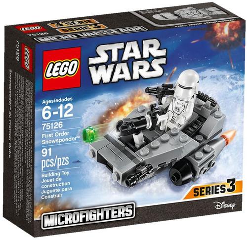 75126 LEGO® Star Wars™ First Order Snowspeeder Microfighter