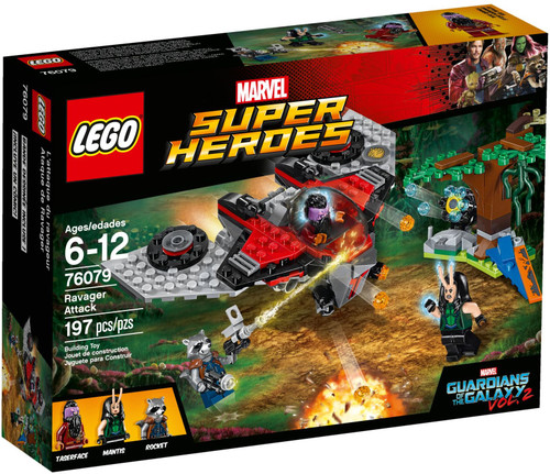 76079 LEGO® Marvel™ Super Heroes Ravager Attack