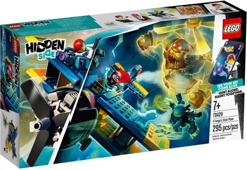 70429 LEGO® Hidden Side™ El Fuego's Stunt Plane
