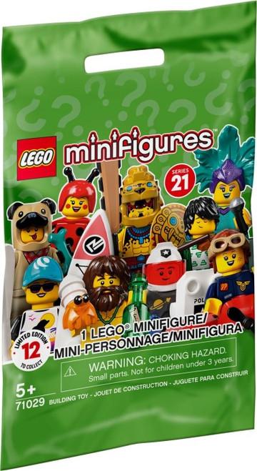 71029 LEGO®  Minifigures Series 21