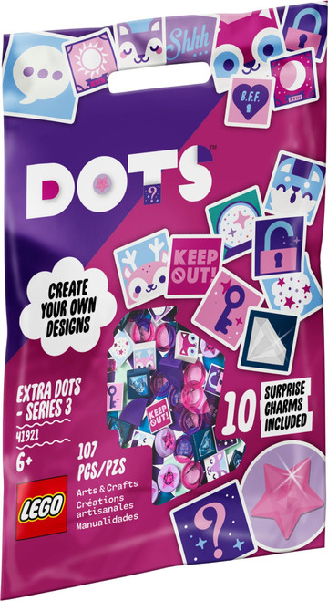 41921 LEGO® DOTS™ Extra Dots - Series 3 polybag