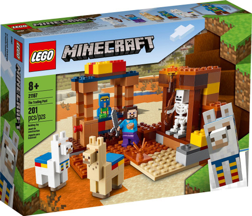 21167 LEGO® Minecraft The Trading Post