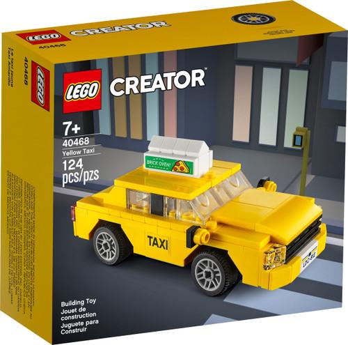 40468 LEGO® Creator Yellow Taxi