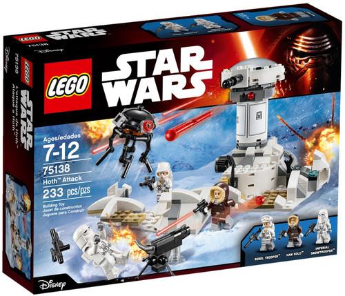 75138 LEGO® Star Wars™ Hoth Attack