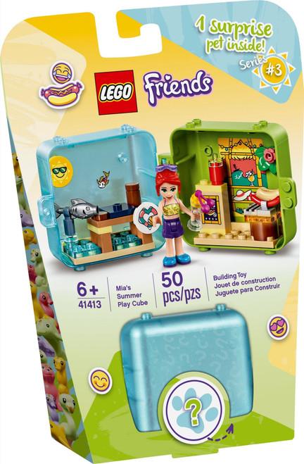 41413 LEGO® Friends Mia's Summer Play Cube