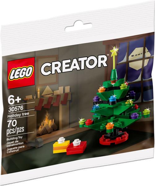 30576 LEGO® Seasonal Holiday Tree polybag