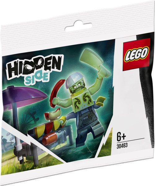 30463 LEGO® Hidden Side™ Chef Enzo's Haunted Hotdog Stand