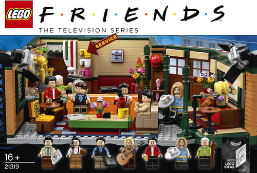 21319 LEGO® Central Perk