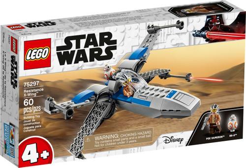 75297 LEGO® Star Wars™ Resistance X-wing Starfighter