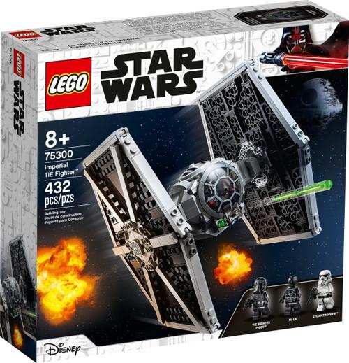 75300 LEGO® Star Wars™ Imperial TIE Fighter