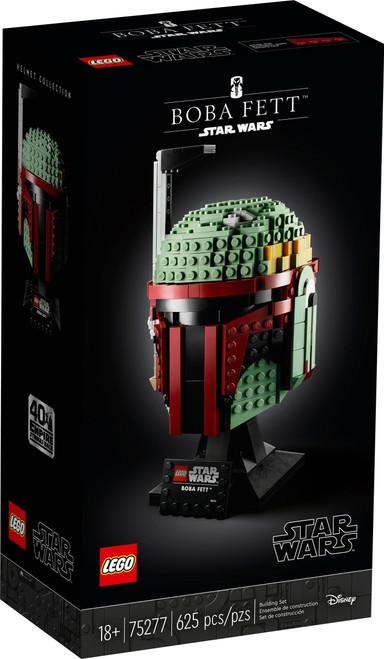 75277 LEGO® Star Wars™ Boba Fett Helmet