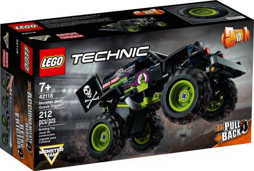 42118 LEGO® Technic® Monster Jam Grave Digger