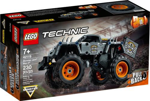 42119 LEGO® Technic® Monster Jam Max-D