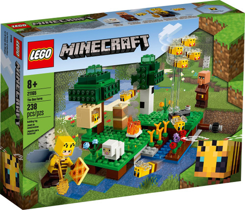 21165 LEGO® Minecraft The Bee Farm