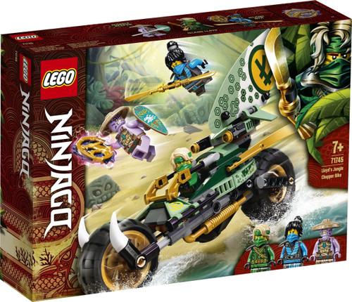 71745 LEGO® Ninjago Lloyd's Jungle Chopper Bike
