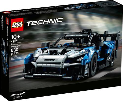 42123 LEGO® Technic® McLaren Senna GTR