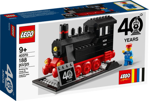 40370 LEGO® LEGO® Trains 40th Anniversary Set