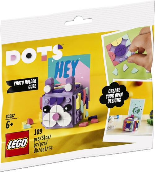 30557 LEGO® DOTS™ Photo Cube Bunny polybag