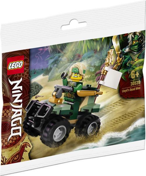 30549 LEGO® Ninjago™ Lloyd's Quad Bike polybag
