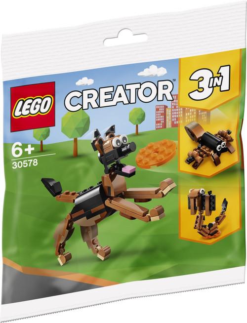 30578 LEGO® Creator German Shepherd polybag