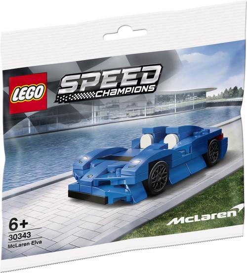 30343 LEGO® Speed Champions McLaren Elva polybag