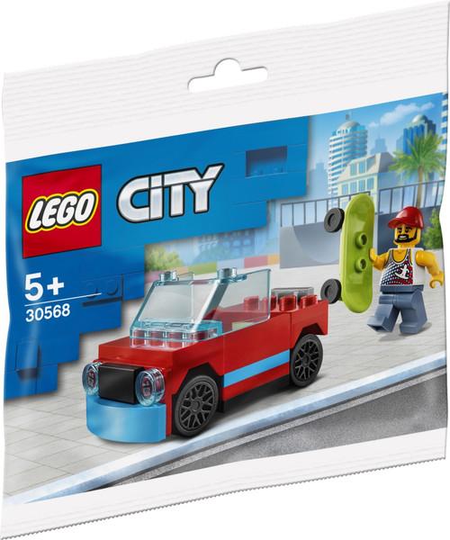 30568 LEGO® City Skater polybag