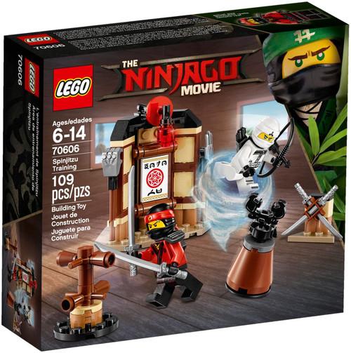 70606 LEGO® Ninjago Spinjitzu Training