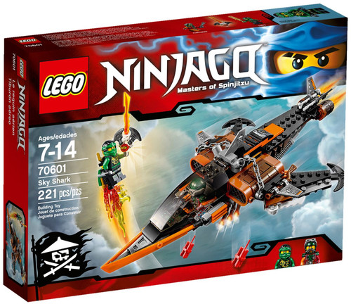 70601 LEGO® Ninjago Sky Shark
