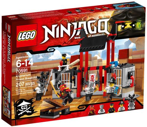 70591 LEGO® Ninjago Kryptarium Prison Breakout