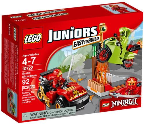 10722 LEGO® Ninjago Snake Showdown