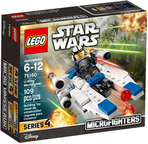 75160 LEGO® Star Wars™ U-wing Microfighter