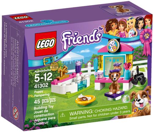 41302 LEGO® Friends Puppy Pampering
