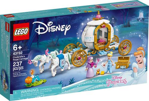 43192 LEGO® Disney™ Princess Cinderella's Royal Carriage