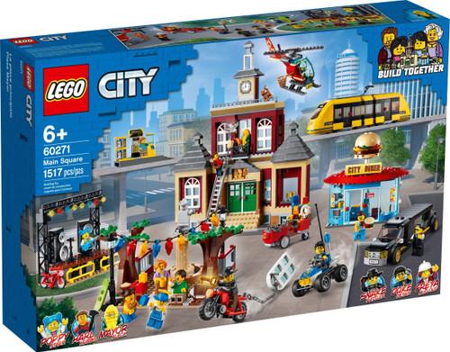 60271 LEGO® City Main Square