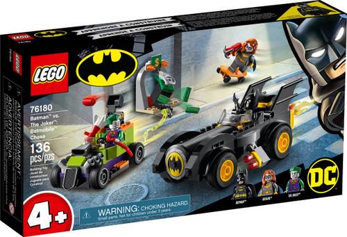 76180 LEGO® DC Super Heroes® Batman vs. The Joker: Batmobile Chase
