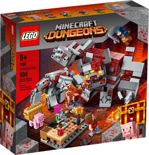 21163 LEGO® Minecraft The Redstone Battle