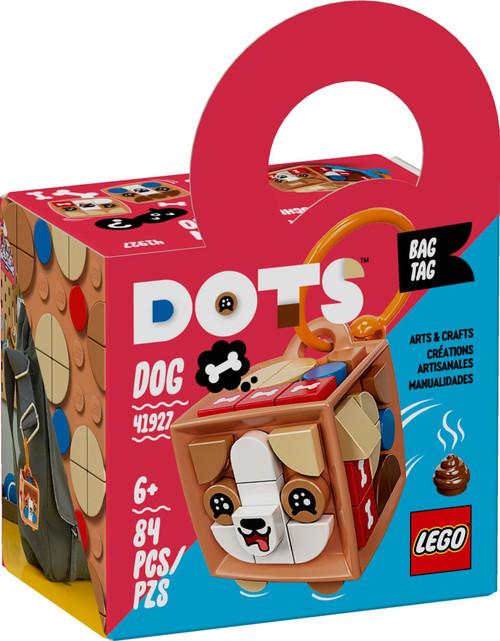 41927 LEGO® DOTS™ Bag Tag Dog