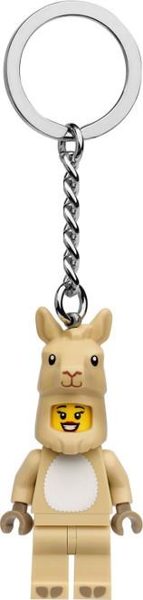 854081 LEGO® Llama Girl Key Chain