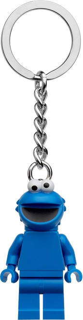 854146 LEGO® Cookie Monster Key Chain