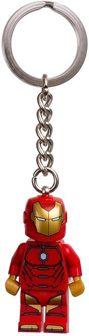 853706 LEGO®  Marvel Super Heroes™ Invincible Iron Man Key Chain