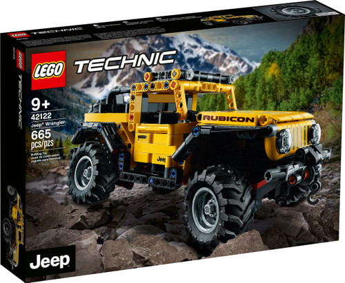 42122 LEGO® Technic® Jeep Wrangler