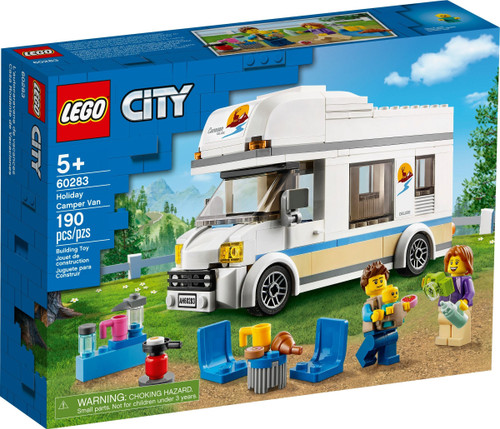 60283 LEGO® City Holiday Camper Van
