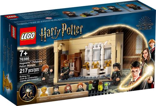 76386 LEGO® Harry Potter Hogwarts: Polyjuice Potion Mistake