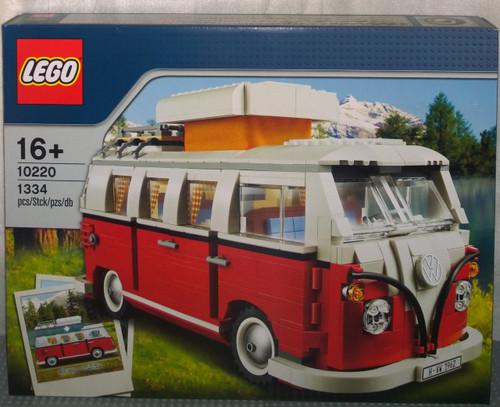 10220 LEGO® Volkswagen T1 Camper Van