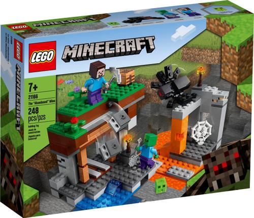 21166 LEGO® Minecraft The 'Abandoned' Mine