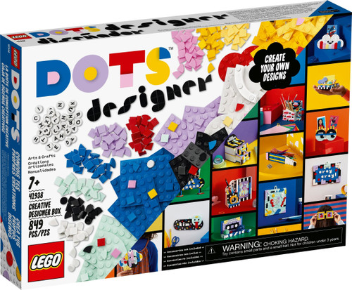 41938 LEGO® Creative Designer Box