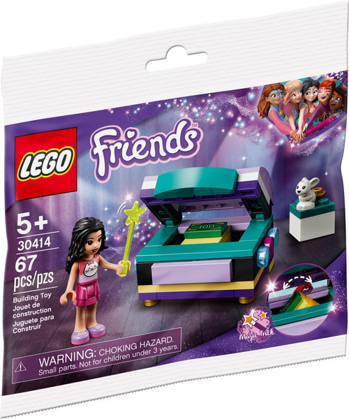 30414 LEGO® Friends Emma's Magical Box